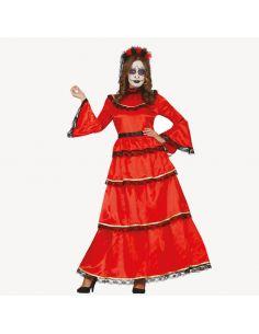 Disfraz de Catrina para Mujer Tienda de disfraces online - venta disfraces