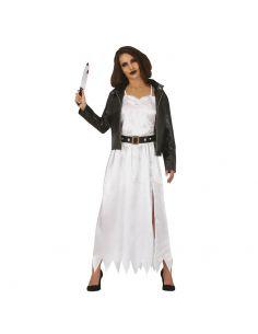 Disfraz Novia Muñeca mujer Tienda de disfraces online - venta disfraces