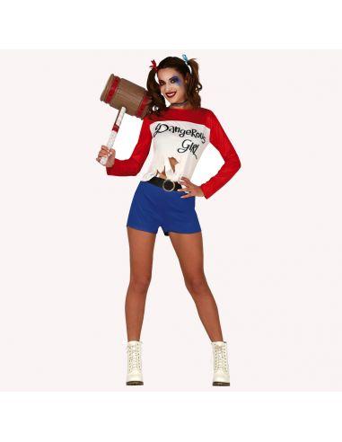 Disfraz Loca Peligrosa mujer Tienda de disfraces online - venta disfraces