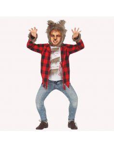 Disfraz Lobo Rebelde para niño Tienda de disfraces online - venta disfraces