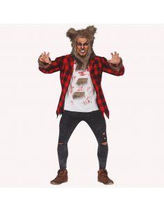 Disfraz Lobo Rebelde para hombre Tienda de disfraces online - venta disfraces