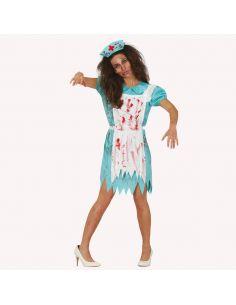 Disfraz Zombie Enfermera mujer Tienda de disfraces online - venta disfraces
