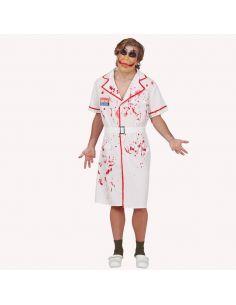 Disfraz Zombie Paciente adulto Tienda de disfraces online - venta disfraces