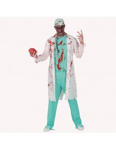Disfraz Cirujano Asesino adulto Tienda de disfraces online - venta disfraces