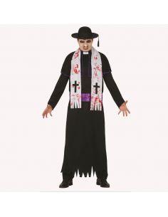 Disfraz Sacerdote Zombie adulto Tienda de disfraces online - venta disfraces