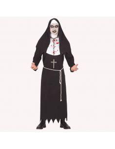 Disfraz Zombie Monja adulto Tienda de disfraces online - venta disfraces