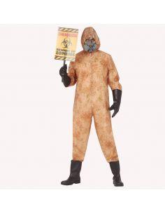 Disfraz Zombie Tóxico para Hombre Tienda de disfraces online - venta disfraces