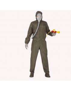 Disfraz Zombie Tóxico Exterminador Tienda de disfraces online - venta disfraces