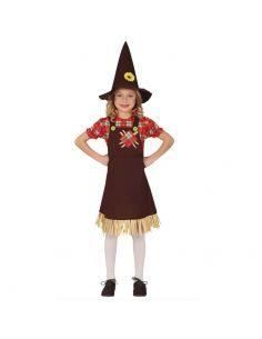 Disfraz de Espantapajaros para niña Tienda de disfraces online - venta disfraces