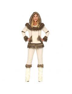 Disfraz Eskimo Mujer Tienda de disfraces online - venta disfraces