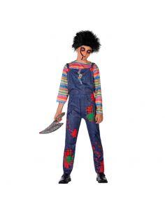 Disfraz de Muñeco Diabólico para infantil Tienda de disfraces online - venta disfraces