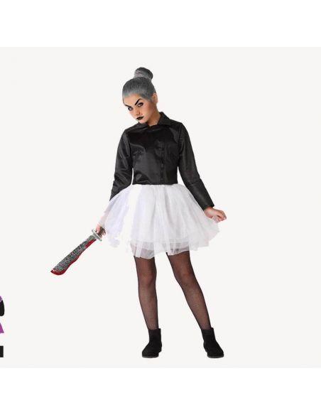 Disfraz Muñeca Mala niña Tienda de disfraces online - venta disfraces