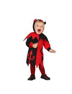 Disfraz de Demonio para Bebé niña Tienda de disfraces online - venta disfraces
