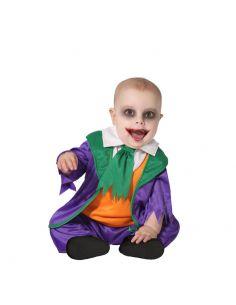 Disfraz Payaso Villano bebe