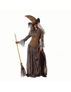 Disfraz Bruja Marron mujer Tienda de disfraces online - venta disfraces