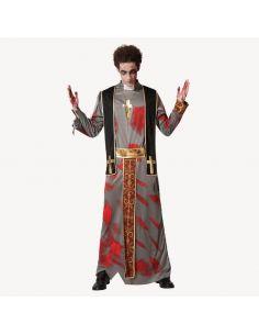 Disfraz de Cura Zombie Tienda de disfraces online - venta disfraces