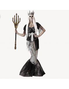 Disfraz Sirena Zombie Muerta adulto Tienda de disfraces online - venta disfraces