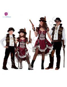Disfraces Grupos Steampunk Elegantes Tienda de disfraces online - venta disfraces
