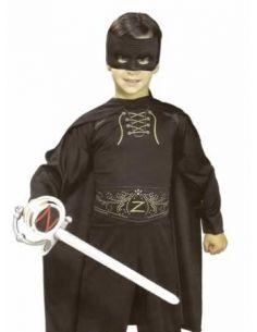 Máscara del Zorro infantil Tienda de disfraces online - venta disfraces