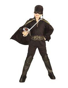 Disfraz Zorro Infantil extra Tienda de disfraces online - venta disfraces
