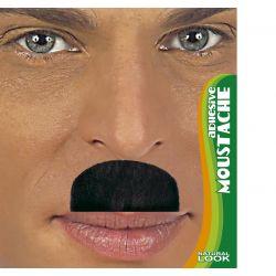 Bigote Chaplin Negro