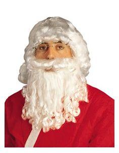 Peluca Barba y Bigote Papá Noel Tienda de disfraces online - venta disfraces