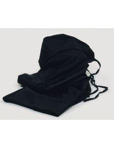 Capa de Tela Negra con Capucha Tienda de disfraces online - venta disfraces