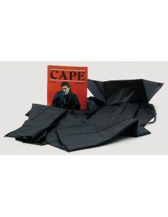 Capa de Tela Negra con cuello Tienda de disfraces online - venta disfraces