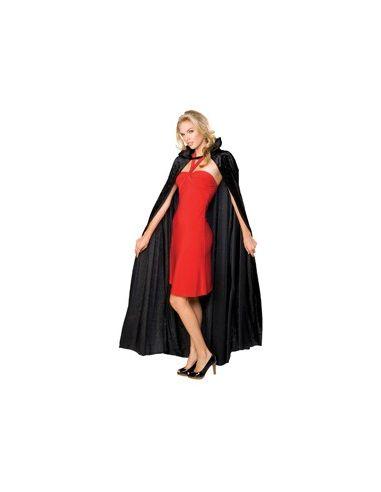 Capa de Terciopelo en Negro Tienda de disfraces online - venta disfraces