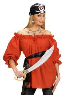 Camisa de Pirata para mujer Tienda de disfraces online - venta disfraces