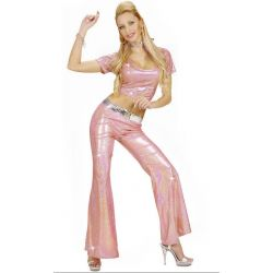 Pantalón Disco  en Lame...