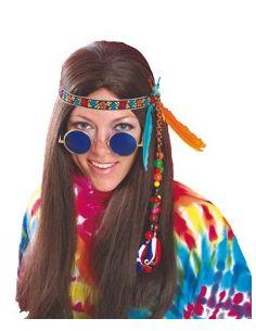Cinta de Hippie con Adornos Tienda de disfraces online - venta disfraces