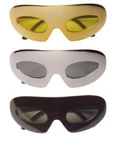 Gafas Metalizadas Futuristas Tienda de disfraces online - venta disfraces