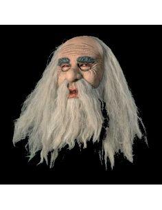 Máscara de Abuelo con pelo