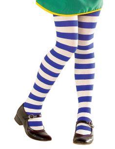 Panty a Rayas Azules y Blancas infantil Tienda de disfraces online - venta disfraces