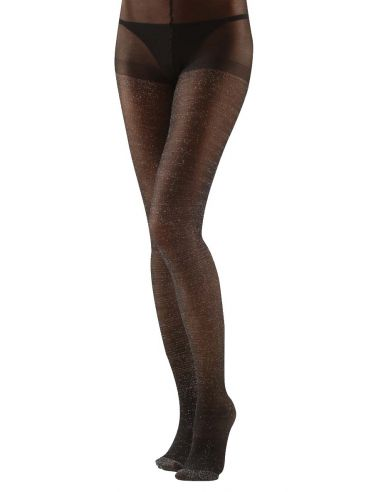 Panty de Fantasía con Brillos en Negro Talla XL Tienda de disfraces online - venta disfraces