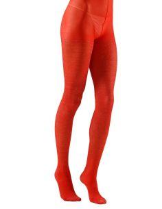 Panty de Fantasía con Brillos en Rojo Talla XL Tienda de disfraces online - venta disfraces