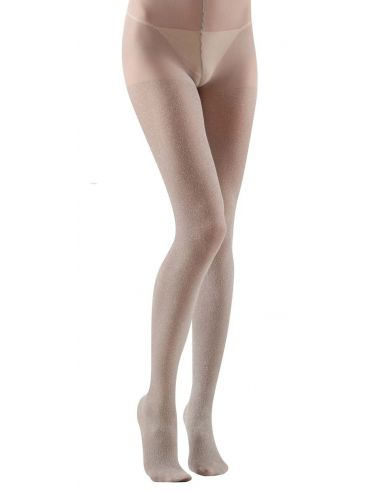 Panty en Fantasía con Brillos en Plata Talla XL Tienda de disfraces online - venta disfraces