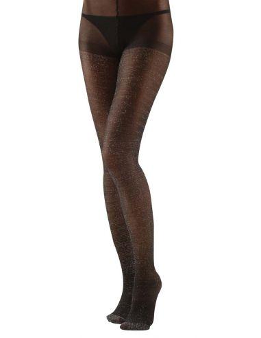 Panty de Fantasía con Brillos en Negro Tienda de disfraces online - venta disfraces