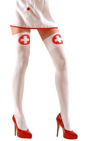 Medias de Enfermera Tienda de disfraces online - venta disfraces