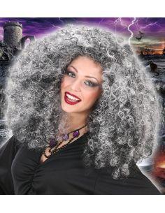 Peluca Bruja Melena Afro Canosa Tienda de disfraces online - venta disfraces