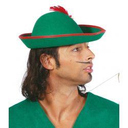 Sombrero Tirolés de Fieltro...