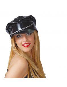 Gorra Sado Vinilo Tienda de disfraces online - venta disfraces