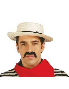 Canotier Gondolero Paja Tienda de disfraces online - venta disfraces