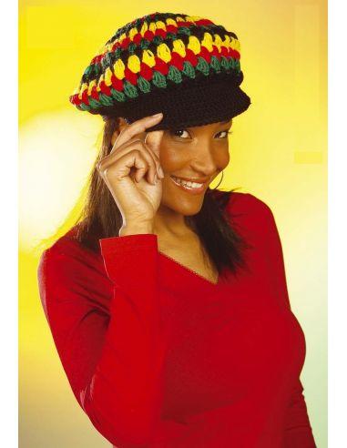 Gorra Hippie Tienda de disfraces online - venta disfraces