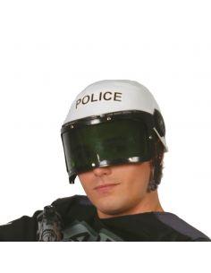 Casco Policía Tienda de disfraces online - venta disfraces