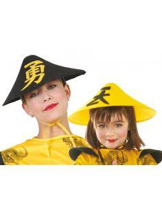 Sombrero Chino Fieltro Tienda de disfraces online - venta disfraces