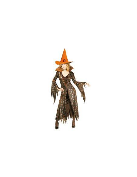 Sombrero Bruja Terciopelo Tienda de disfraces online - venta disfraces