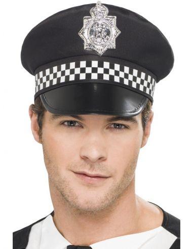 Gorra Policía Tienda de disfraces online - venta disfraces