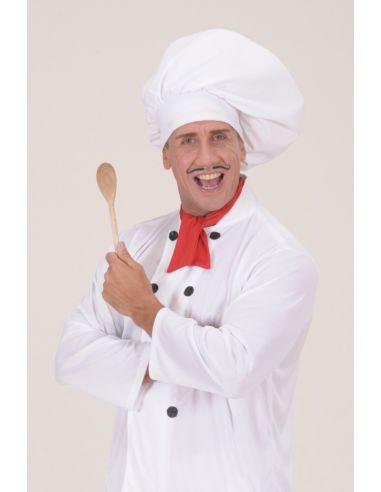 Gorro Cocinero Tienda de disfraces online - venta disfraces